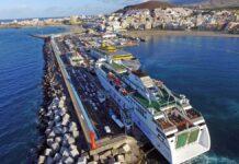 Puerto de Los Cristianos./ www.puertosdetenerife.org