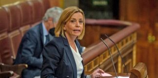 Ana Zurita, diputada nacional del PP./ Cedida.