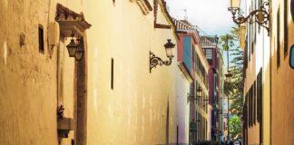 Casco histórico de La Laguna./ Cedida.
