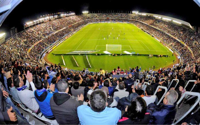 Estadio Heliodoro Rodríguez López./ Cedida.