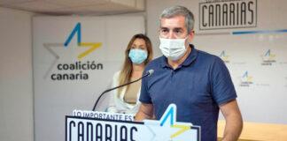 Fernando Clavijo, secretario general nacional de CC-PNC./ Cedida.