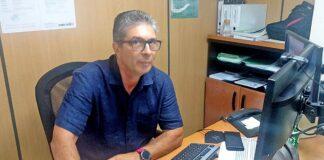 Francisco Elías Martín Martín, actual secretario autonómico de Acción Sindical del Sindicato CSIF Canarias./ Cedida.