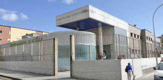 Centro Municipal de Acogida, albergue de Santa Cruz de Tenerife./ © Manuel Expósito.