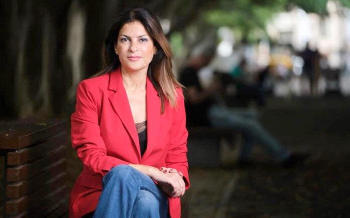 Matilde Zambudio, portavoz municipal de Cs en el Ayuntamiento de S/C. de Tenerife./ Cedida.