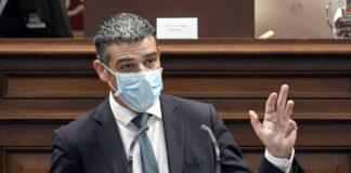 Narvay Quintero, secretario ejecutivo nacional de Sector Primario y Políticas Alimentarias y diputado del Grupo Nacionalista Canario./ Cedida.