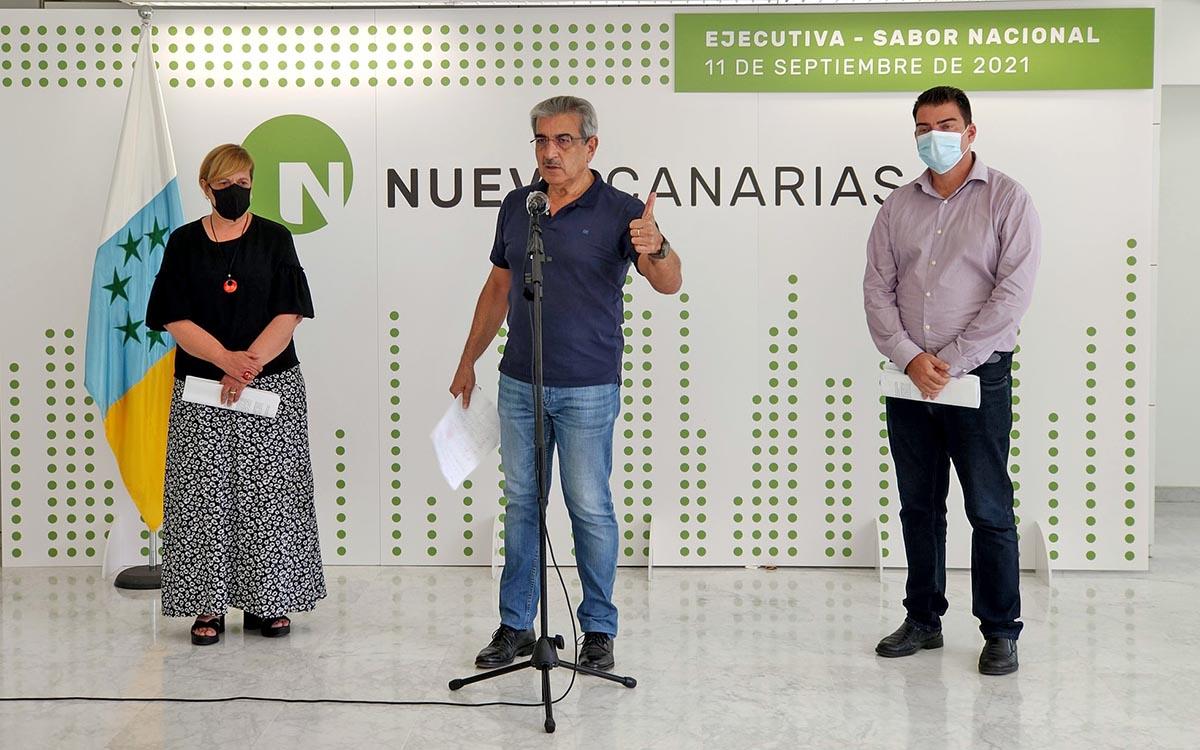 NC dice 'no' al puerto de Fonsalía y apoya resolver la congestión del tráfico de Los Cristianos