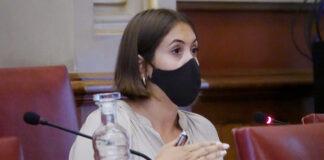 Rosario González, secretaria ejecutiva de Acción Social de CC Santa Cruz./ Cedida.