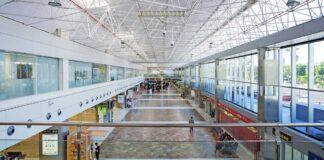 Terminal Aeropuerto Tenerife Sur./ www.aena.es