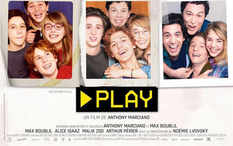 El Círculo de Amistad XII de Enero retoma su programación de cine francés con 'Play'