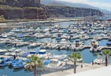 Puerto de Tazacorte./ Twitter @capitaniamarina